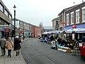 Street market, Macclesfield - geograph.org.uk - 1176854.jpg