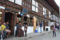 Street shops and lives in Bhutan.JPG