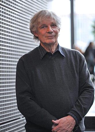 Stuart Kauffman - Stuart Kauffman in April 2010