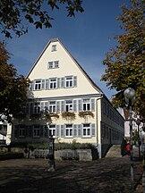 Bezirksrathaus W.