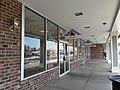 Subway restaurant and other storefronts, Saratoga Shopping Center.jpg