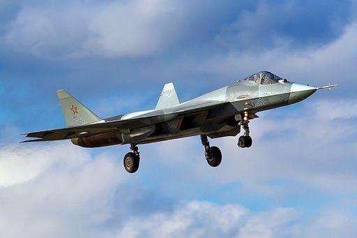 Sukhoi T-50, Russia - Air Force AN2310127