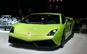 image illustrative de l'article Lamborghini Gallardo LP570-4 Superleggera