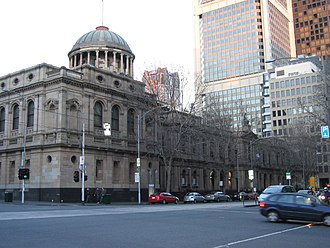 John James Clark - Supreme Court of Victoria, Melbourne