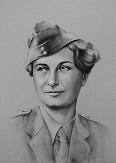 Susan Travers member of French Foreign Legion