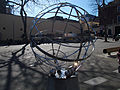 Sutton, Surrey, Greater London - Armillary and Trinity Square.jpg