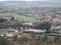 Swanage Steam Train at Corfe Castle Station - geograph.org.uk - 919886.jpg