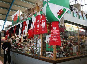 Swansea Market - Image: Swansea Market 2