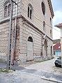 Synagogue, W facade, 2020 Pápa.jpg