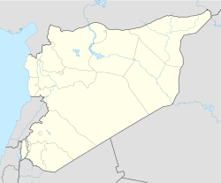 Al-Qusayr, Syria is located in Syria