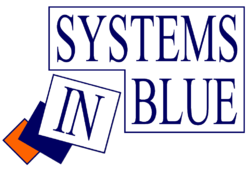 A Systems in Blue logója