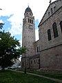Szent Vince templom (1936). Torony. - Budapest.JPG