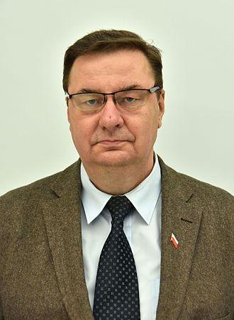 Szymon Giżyński - Image: Szymon Giżyński Sejm 2016