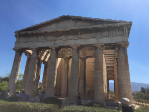 Temple of Hephaestus - Temple of Hephaestus