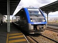 train TER Poitou-Charentes Category:Charente