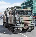 THE EASTER SUNDAY PARADE - SOME MILITARY HARDWARE USED BY THE IRISH ARMY (CELEBRATING THE EASTER 1916 RISING)-112961 (26005892711).jpg