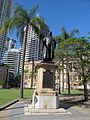TJ Ryan statue at Land Admin QLD.jpg
