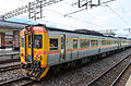 TRA DR2814 DMU Passing through Hualien Station 20150704.jpg