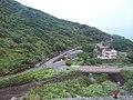 TW 台灣 Taiwan 新北市 New Taipei 瑞芳區 Ruifang District 洞頂路 Road 黃金瀑布 Golden Waterfall August 2019 SSG 24.jpg