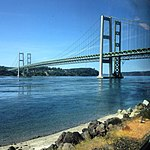 Tacoma Narrows Bridge, by train.jpg