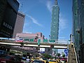 Taipei International Convention Center and Taipei 101 20080605b.jpg