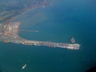 Takoradi Harbour Port in Republic of Ghana