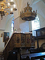 Tallinn Heiliggeistkirche Kanzel.JPG