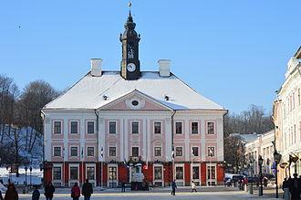 Tartu Town Hall - Tartu Town Hall