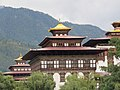 Tashichho Dzong Fortress in Thimphu during LGFC - Bhutan 2019 (9).jpg