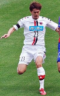 Tatsuya Yamashita Japanese footballer