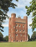 Tattershall Castle, 2006