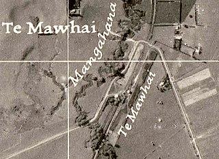 Te Mawhai railway station