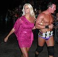 Ted DiBiase and Maryse.jpg