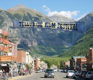 Telluride Film Festival - Image: Telluride Film Festival in Colorado (5614319836)