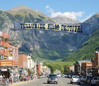 annual film festival held in Telluride, USA