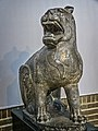 Temple guardian lion Northern Wei Dynasty (386-534 CE) China Limestone.jpg