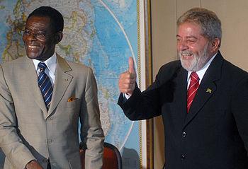 Teodoro Obiang with Lula da Silva%2C 1650FRP075