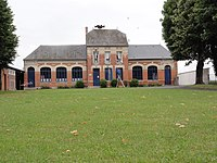 Terny-Sorny (Aisne) mairie-école.JPG
