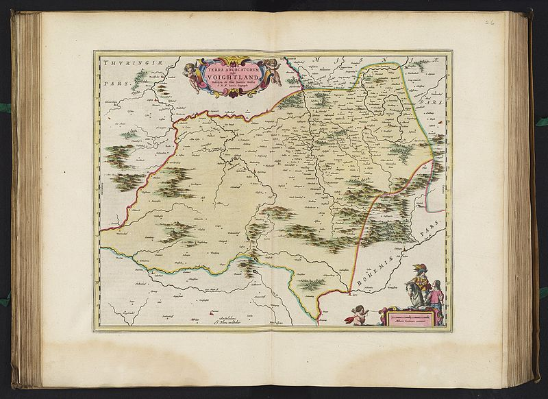 Datei:Terra Advocatorum Vulgo Voightland by Joan Blaeu 1662.jpg