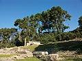 Terrassa dels tresors, Olímpia.JPG