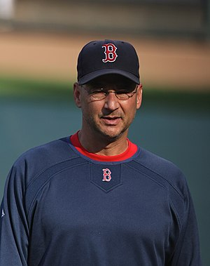 2004 World Series - The Red Sox hired Terry Francona as their manager during the 2003–04 off-season.