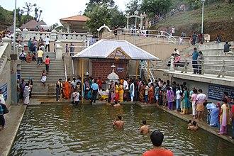 Talakaveri - Talakaveri - Source of Kaveri