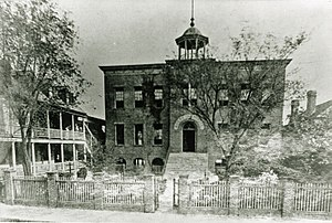 Avery Research Center for African American History and Culture - The Avery Research Institute, ca 1870
