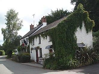 Bettws Newydd - Black Bear pub