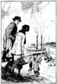 The Bridal Couple Embarked for Cairo.png