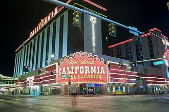California Hotel and Casino - Image: The Cal
