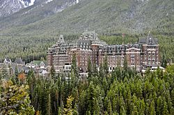 The Castle - Banff Springs Hotel