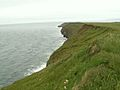 The Cleveland Way looking to Filey Brigg - geograph.org.uk - 468971.jpg