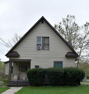 Dr. Ella Stokes House - Image: The Dr. Ella Stokes House