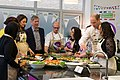 The Duke and Duchess Cambridge at Commonwealth Big Lunch on 22 March 2018 - 001.jpg